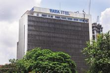 As on September 2016, Tata Steel had a consolidated debt of Rs82,777.51 crore. Photo: Indranil Bhoumik/Mint