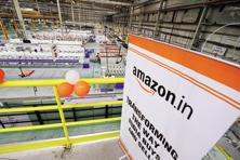 According to executives directly familiar with the numbers of both firms, Amazon currently lags Flipkart on monthly gross sales, but it is catching up fast. Photo: Ramesh Pathania/Mint