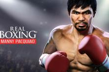 'Real Boxing Manny Pacquiao' works offline and takes up just 365MB after installation.