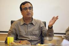 Delhi Congress chief Ajay Maken says there has been a rise in the vote percentage of the party in Delhi. Photo: HT