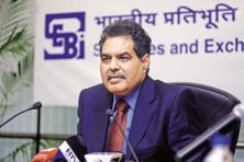 New Sebi chairman Ajay Tyagi chaired his first board meeting on Wednesday. Photo: Abhijit Bhatlekar/Mint