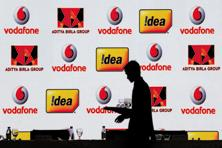 Vodafone and Idea Cellular announced the merger of their India operations earlier this year, but the merged entity will continue to function under the two brands. Photo: Reuters
