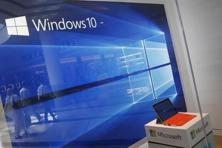 The latest Windows 10 update is facing compatibility issues with certain hardware configurations. Photo: Reuters