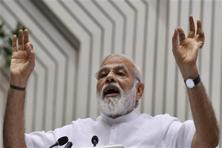 PM Modi said getting rid of red beacon was an administrative decision but efforts have to be made to remove the VIP culture from the mindset also. Photo: PTI