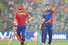 The IPL 2017 is turning out to be yet another nightmarish season for Delhi Daredevils and compounding their misery is a hamstring injury to captain Zaheer Khan, forcing him to miss out on the last match against Kings XI Punjab. Photo: AFP
