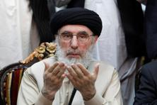 Gulbuddin Hekmatyar, a former PM, has returned to mainstream political life after his Hezb-i-Islami group signed a peace deal with the government last year. Photo: Parwiz/Reuters