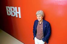 John Hegarty of  Bartle Bogle Hegarty says a brand is made not just by the people who buy it but also by the people who know about it. Photo: Abhijit Bhatlekar/Mint