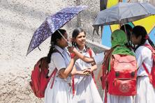 The Madhya Pradesh government has decided to pay the tuition fees of candidates who score more than 85% in the Class 12 exam to help them continue higher education. Photo: Hindustan Times