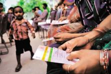 Aadhaar could be the answer to various problems faced by millions of Indians who desperately want to be on the grid—not off it. Photo: Priyanka Parashar/Mint