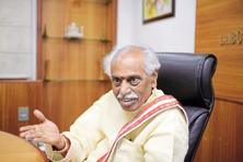Labour minister Bandaru Dattatreya says his ministry is positive on EPFO investments in stock markets because of the 'encouraging returns' it has received over the last one-and-a-half years. Photo: Priyanka Parashar/Mint