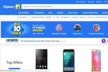 After Amazon's 4-day Great Indian Sale last week, it is now Flipkart's shopping event called Big 10 Sale (it will run from 14-18 May)
