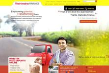 Mahindra and Mahindra Financial Services is a financier of vehicles (primarily tractors, utility vehicles and cars).
