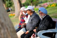 "Demographically, India will transition slowly from a ""young"" to a ""greying"" country, the report said. Photo: Pradeep Gaur/Mint"