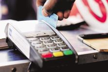 The number of debit card transactions increased by 158.3 million whereas credit card transactions grew by 34 million. Photo: Pradeep Gaur/Mint