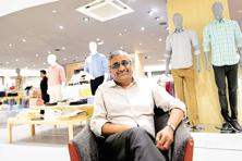 Future Group CEO Kishore Biyani says the firm plans to initially open 4 to 5 stores in Oman, and eventually 17 to 18 across the Gulf region. Photo: Hemant Mishra/Mint