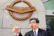 A file photo of Asian Development Bank president Takehiko Nakao. Photo: Reuters