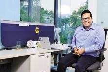 One97 Communications founder Vijay Shekhar Sharma. Paytm has raised $1.4 billion from SoftBank ahead of the launch of Paytm Payments Bank this month. Photo: Pradeep Gaur/Mint