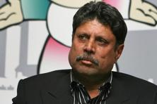 Kapil Dev. Photo: AFP