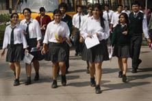 Nearly 11 lakh students appeared for the CBSE 12th exams this year, while close to 9 lakh students appeared to the 10th exams. Photo: Hindustan Times