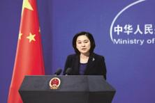 A file photo of Chinese foreign ministry spokesperson Hua Chunying. Photo: Reuters