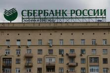 The hackers targeted customers of state lender Sberbank (above) and also stole money from accounts at Alfa Bank and online payments company Qiwi. Photo: Reuters