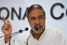 "Congress leader Anand Sharma described most BJP ministers as ""rubber stamps"" who have ""nothing much to do except to sing paeans of praise for a non-performing prime minister"". Photo: PTI"