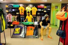 The Benetton Group sells apparel under the brand name of United Colors of Benetton. Photo: Mint