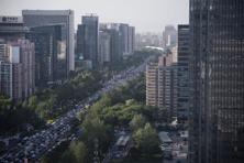 Moody's downgraded China's credit rating to A1 on Wednesday. Photo: AFP