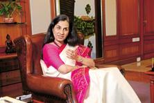 Calculated on daily basis, ICICI CEO Chanda Kochhar's cost to the company was Rs2.18 lakh.  Photo: Abhijit Bhatlekar/ Mint