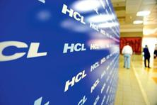 Shares of HCL Technologies have risen 16% in the past year, compared with a 1% rise in Tata Consultancy Services Ltd's shares and a 19% decline in Infosys Ltd's shares. Photo: Ramesh Pathania/Mint