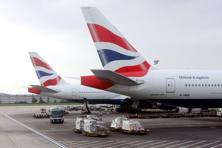 Passengers on social media reported long delays and flights by the IAG-owned airline being held on runways, at the start of a long holiday weekend in Britain. Photo: Bloomberg