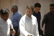 A file photo of Congress vice-president Rahul Gandhi. Photo: AP