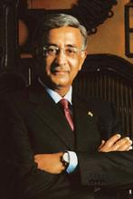 Playing safe: Kalyani Group chairman Baba Kalyani.