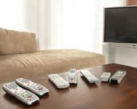 In control: A good universal remote for many devices is expensive.