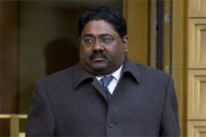 Raj Rajaratnam, founder of Galleon Group LLC. Photo: Bloomberg