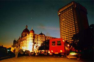 Serve chilled: The Taj in Mumbai is supposedly haunted by its disappointed architect. Photo: Ritam Banerjee/Getty Images