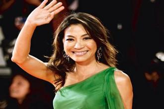 Michelle Yeoh at the premiere of Reign of Assassins at the Venice Film Festival in 2010. Photo: Andreas Rentz/Getty Images.