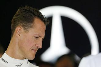 Michael Schumacher. Photo: Kim Kyung-Hoon/Reuters.