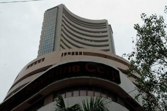 A file photo of the Bombay Stock Exchange. Shares of Reliance Industries Ltd ended 3.13% higher, the biggest single-day gain since 17 January. Photo: Mint