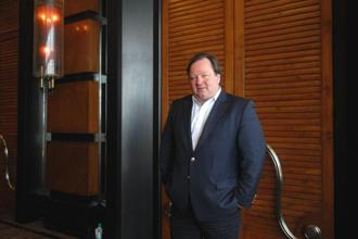 Robert M. Bakish is responsible for all Viacom media networks and associated businesses outside the US. Photo: Hemant Mishra/Mint