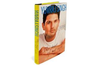 The Test of My Life—From Cricket to Cancer And Back: By Yuvraj Singh with Sharda Ugra and Nishant Jeet Arora, Random House India, 189 pages, 399.