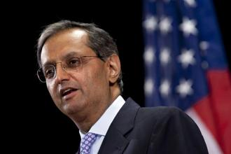 A file photo of Vikram Pandit. Photo: Scott Eells/Bloomberg