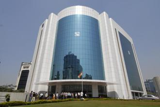 Sebi building in Mumbai. Photo: Abhijit Bhatlekar/Mint