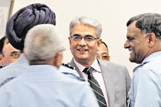 Shashi Kant Sharma is the new Comptroller and Auditor General