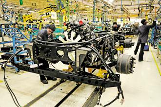The Indian economy registered its fastest growth ever between 2005-06 and 2009-10 averaging nearly 9%. Photo: Abhijit Bhatlekar/Mint