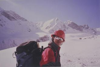 Tusi Das climbed Everest earlier this month.