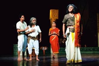 B. Jayashree's 'Balura Gudikara' is a Kannada adaptation of Ibsen's 'The Master Builder'
