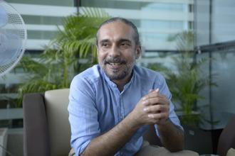 Bobby Bhatia, founder and CEO, TrakInvest. Photo: Abhijit Bhatlekar/Mint