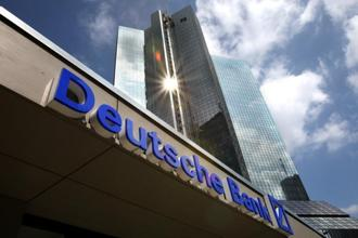 Deutsche Bank said that it was absolutely confident that the Kirch investigation would prove unfounded and declined to comment further. Photo: Bloomberg