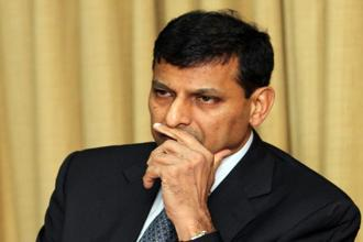 In his address to the media on Wednesday, Rajan pointed out that even though consumer price inflation has risen, core consumer inflation has actually dropped. Photo: Sameer Joshi/Mint
